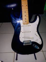 Guitarra elétrica vogga + brindes