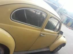 Vendo Fusca ano 1971 Amarelo