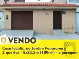 Vendo -  Casa no Jardim Panorama 180m²