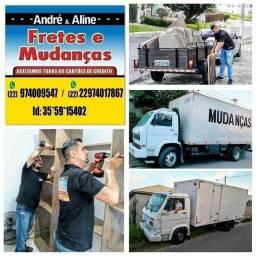 MUDANÇAS E FRETES REGIÃO DOS LAGOS