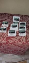 Anzol chinu blec 25.00 reais a caixa com 100 unidades  iscas artificiais 120 reais todas