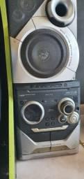 Mini system Philips FWM35 *LEIA A DESCRIÇÃO