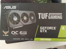 GeForce GTX 1660 Super Asus