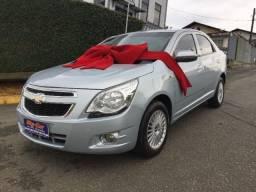 Chevrolet Cobalt Lt Flex 2013 Completo Automático