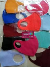 Máscara de tecido Neoprene atacado R$1,00