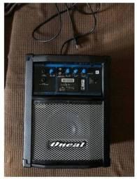 Caixa de som amplificadora Oneal