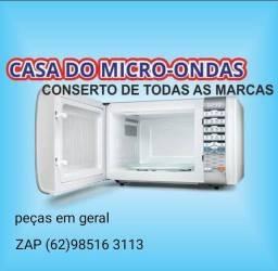 Título do anúncio: Microondas