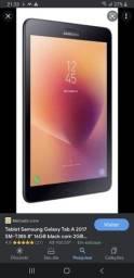 Título do anúncio: Tablet Samsung Tab A 2017 16gb 2gb RAM
