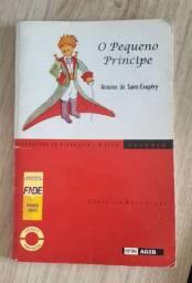 Livro O Pequeno Príncipe - de Antoine de Saint - Exupéry