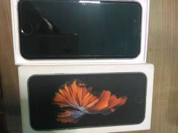 Vendo IPHONE 6S 32GB iCloud liberado Acompanhar Cabo carregado