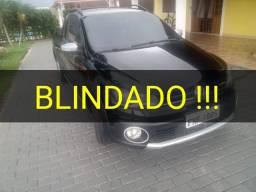 Saveiro Cross Blindado 13/14  70.000km