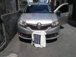 Título do anúncio: Renault Sandero 15/16 completo R$33,000