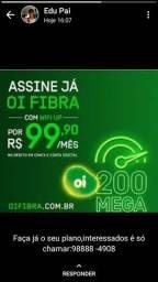 Fibra óptica Internet