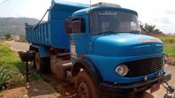 Título do anúncio: Caminhão Caçamba Trucado 1113