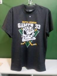 Camisa Super Patos Ducks NHL