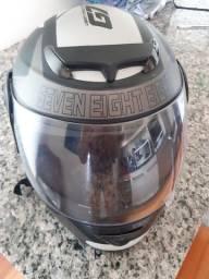 Título do anúncio: Vendo capacete pro tork