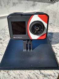 Camera xtrax selfie 4k preta