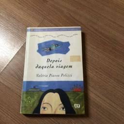 Livro Depois daquela viagem de Valéria Piassa Polizzi