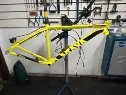 Bicicleta rava 2×10 aro 29 quadro 19