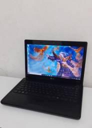 Notebook LG core i5 memória de 4 gb Windows 10