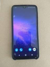 Título do anúncio: Motorola one macro 64g