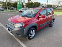 Título do anúncio: Fiat Uno Way 2012 1.4 Flex Completo, novinho e sem detalhes! Troco e Financio!
