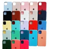 Case capinha iphone apple produto novo original aveludado