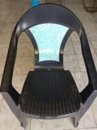 Cadeiras de plástico Tramontina