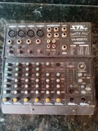 Mesa STR Quality Mix VX-802 FX (Leia o Anúncio)