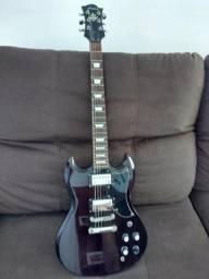 Guitarra Strinberg SG Preta