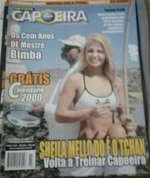 Vendo Revista Capoeira Ano II # 08