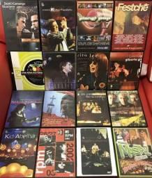 DVDs Semi Novos, Nacionais e Originais