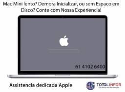 Formatacao de Mac Pro Air iMac por Tecnico Apple - SÓ 89,99