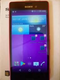 Smartphone Sony Xperia M4, usado comprar usado  Rio de Janeiro