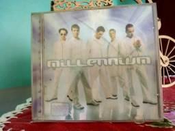CD Backstreet Boys Millenium