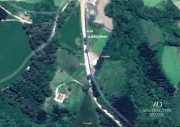 Chácara à venda, 4000 m² por r$ 360.000,00 - quitandinha - quitandinha/pr