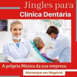 Jingles Proficionais para sua clínica