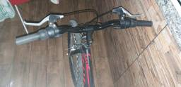 Bicicleta Caloi 21 machas aro 24