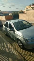 Corsa Premium sedã completo prata ano 2009 R$15000,00 - 2009