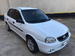 Raridade - Corsa 1.6 8v Completo - Automático 2001 - 2001