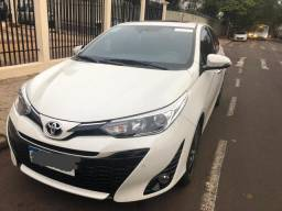 Vendo carro yaris toyota - 2019
