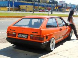 Gol Cl 1.6 Ap 1989 laranja original / 2° dono - 1989