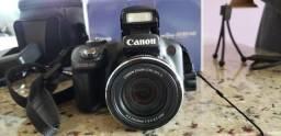 Câmera Fotográfica Semi Profissional Canon PowerShot SX50 HS