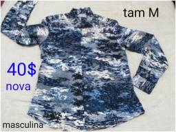 Camisa nova M