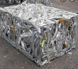 Sucata de perfil de alumínio