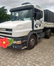 Scania 124/420, 4x2, ano 2002 R$ 140.000,00