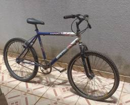 Vendo uma bicicleta aro aro 26 valor 70reais