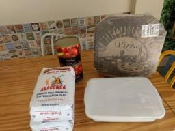 Produtos Pizzaiolo Pizza Massas!