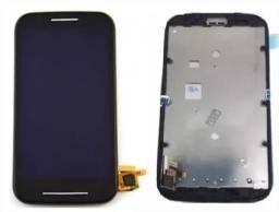 Display Completo / Tela Para Motorola E1 já instalada