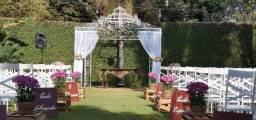 Salão para festas casamento e 15 anos